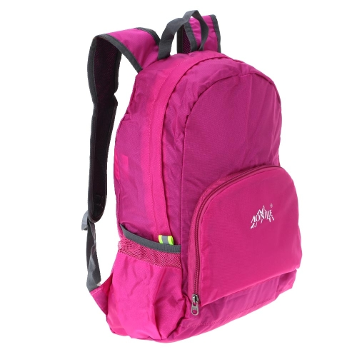 Unisex Water Resistant Lightweight Folding Portable Backpack Outdoor Traveling