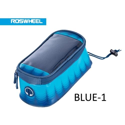 ROSWHEEL Крылья серии велосипедов смарт телефон сумка телефон случае велосипедов верхней трубки телефона держатель мешка