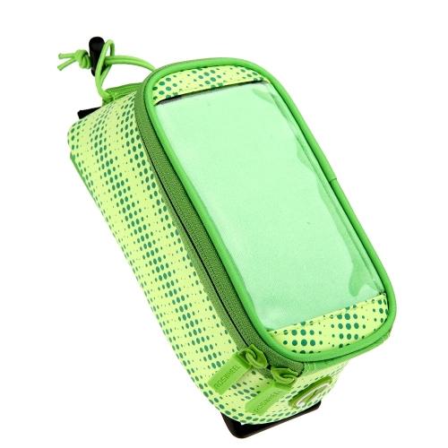 ROSWHEEL ali serie bicicletta Smart Phone Bag telefono caso biciclette tubo superiore telefono portasacco
