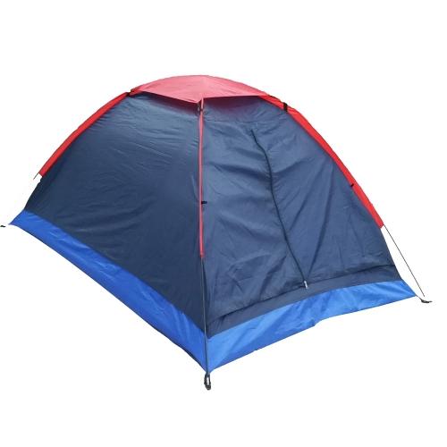 2 человек открытый путешествия палатка с мешком