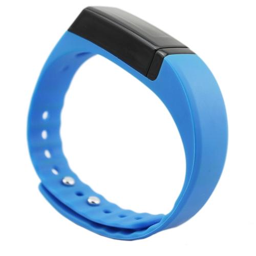 ipegtop A3 Smart Bracelet Sports Wristband Pedometer Sleep Monitor Activity Tracker Alarm for IOS 7.1 Android 4.3 Bluetooth 4.0 Smartphone