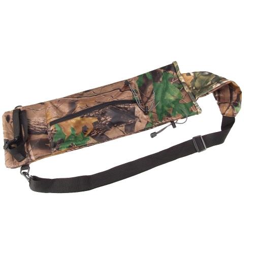 Flecha de caza al aire libre tiro con arco aljaba bolsa