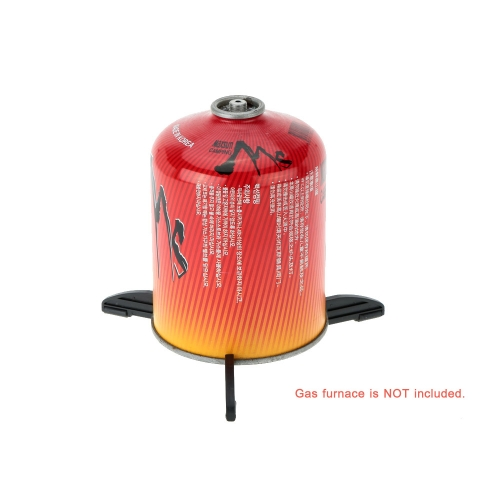 Outdoor Camping Tragbar Klappbar Gas Kanister Ständer