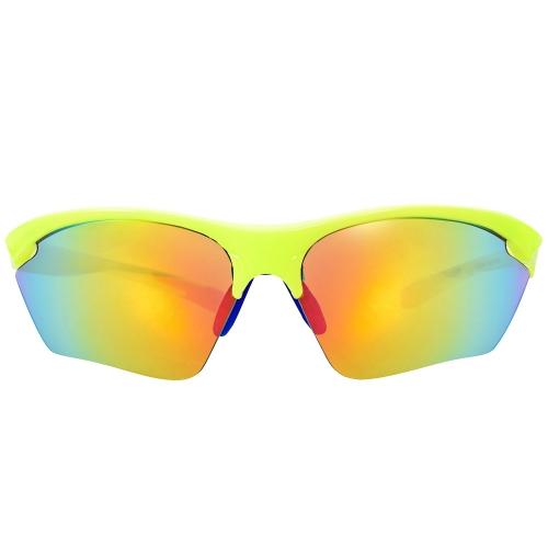BaseCamp サイクリング アウトドア スポーツ 偏光サングラス 自転車 バイク 乗馬 メガネ 軽量 TR90フレーム ゴーグル 眼鏡レンズ 5 UV400