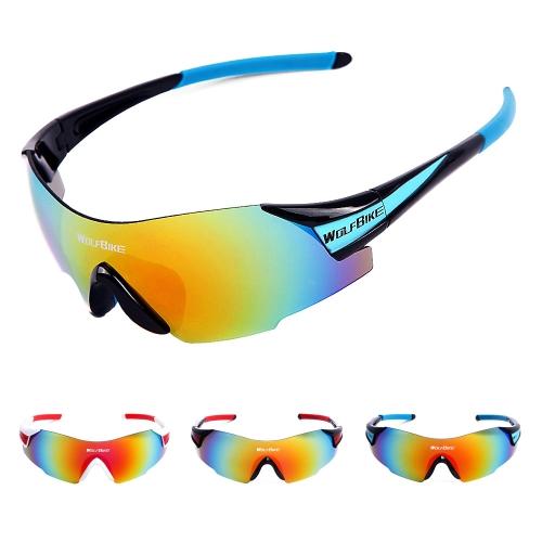 Männer Frauen Outdoor Windschutz Motorrad Radfahren Brille UV Schutz