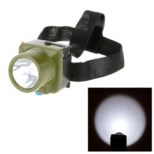 Mini LED linterna recargable pesca luz iluminación exterior LED Camping Faro explotación minera resistente al agua luz
