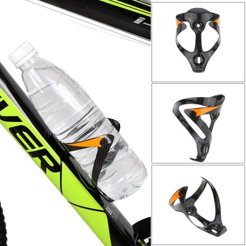 Super Leicht Rad Fahrrad Kohlenstoff Faser Glanz Wasser Flasche Halter Käfig