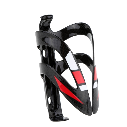 Carbon Fiber MTB Bicycle Water Bottle Holder Cage with Screws