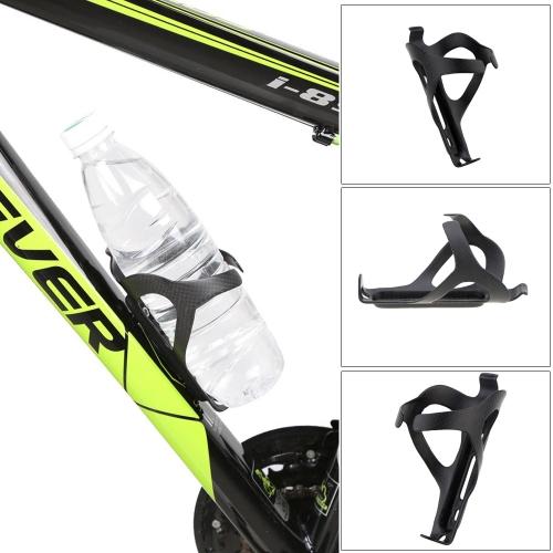 Fibra di carbonio opaco MTB bicicletta bottiglia di acqua gabbia porta con viti