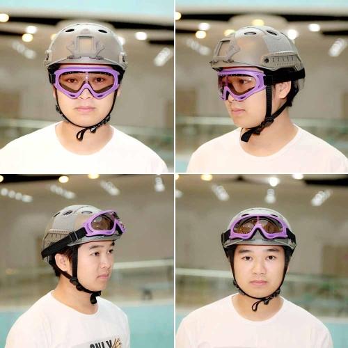 Polarizzati UV400 sicurezza Eyewear Goggle per biciclette moto ciclismo attività all'aria aperta