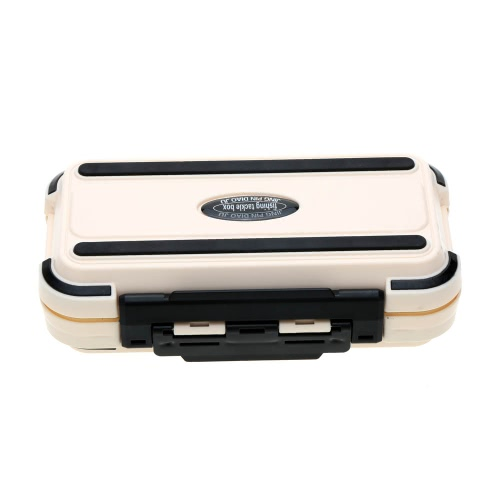 24 scomparti doppio strato Lure Box Fishing Tackle Box
