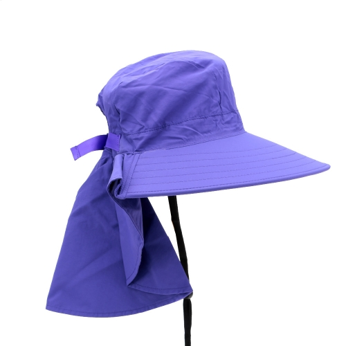 Outdoor Woman's Quick Drying Wide Brim Hat Sun Hat UV Protection Cap