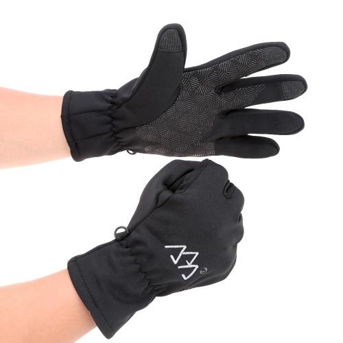 Теплые Перчатки Ветрозащитные Водонепроницаемые Перчатки Перчатки для Альпинизма Открытые Спортивные Перчатки фото