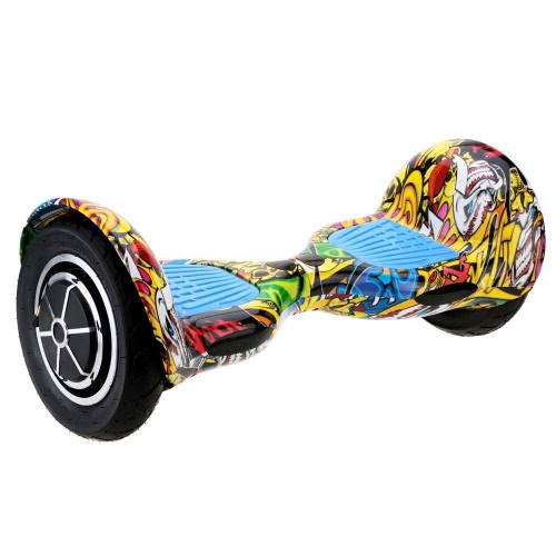 2 Wheels 10 Inches Smart Balancing Hoverboards Segway Cyboards Outdoor Skywalkers Self Standing Hoverboard Sports Swegway Electric Drifting Scooter