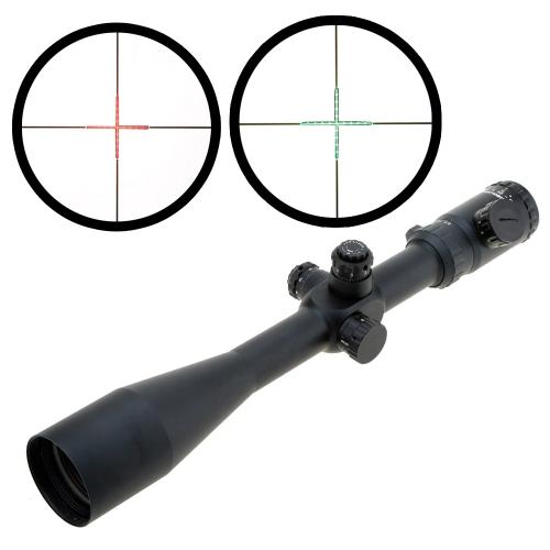 Visionking 8.5-25X50DL  Освещенный Красный Зеленый Мил-дот Сетки Оптический Прицел для Охоты