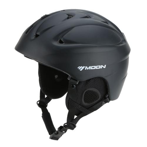 ムンEPS冬のスキーヘルメット 超軽量一体成型スノーボード/スケート用の保護ヘルメット L