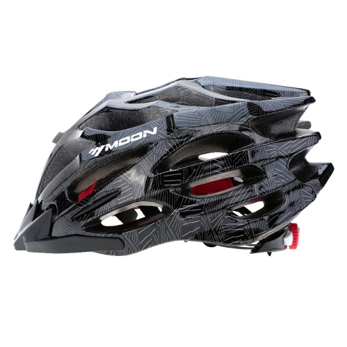Moon 27 Air Vents Ultralight Integrally-molded EPS Bicycle Helmet for Cycling Road Mountain MTB Bike