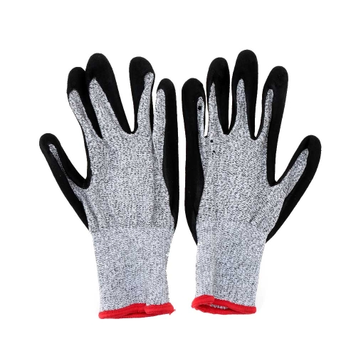 Cut-resistant Anti-abrasion Working Protection Safety Gloves (2PCS)