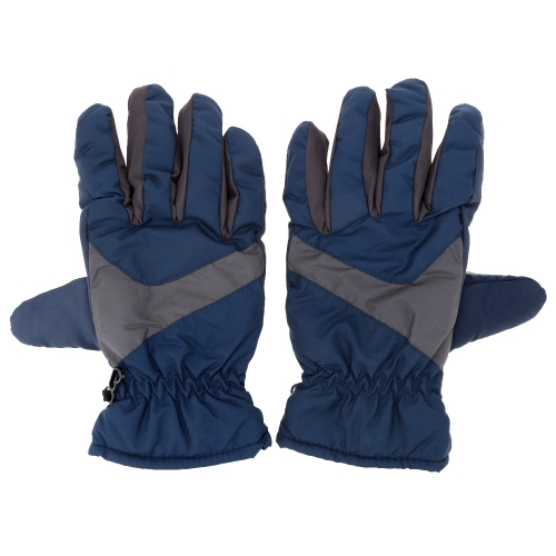 2Pcs Water Resistant Winter Outdoor Skating Thermal Gloves