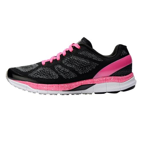 Bmai カジュアル通気性メッシュ防止ツイスト屋外スニーカー軽量女性のためのスポーツの靴を実行しています。