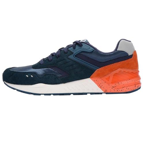 Bmai カジュアル通気性ウェアラブルファッション レジャー スニーカー男性用スポーツ靴屋外歩行靴を実行しています。