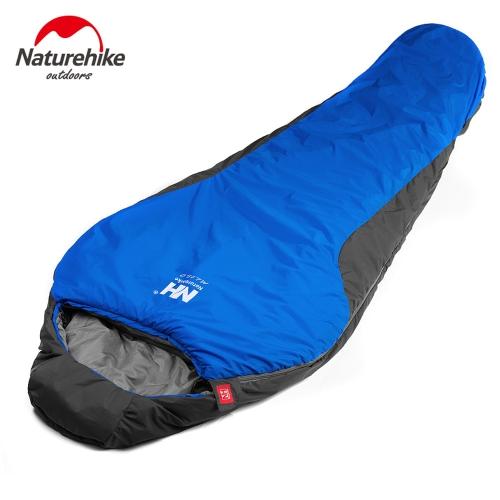 210 * 83cm Naturehike Portable Outdoor Camping Schlafsack für Frühling Sommer Herbst