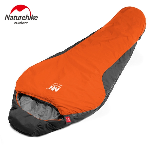 Docooler 4℃~9℃ Winter Mummy Sleeping Bag Lightweight Compression Bag for Camping Hiking ( 210cm * 83cm)