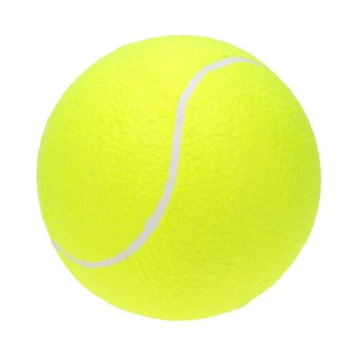 """9,5 """"Oversize Giant Tennisball für Kinder Spaß"""