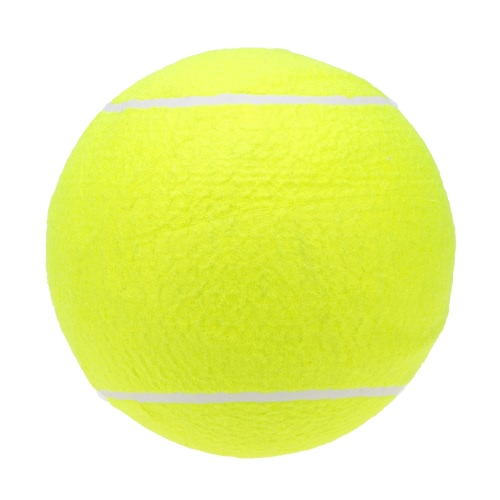 "9.5"" Oversize Giant Tennis Ball for Children Fun Y1574"