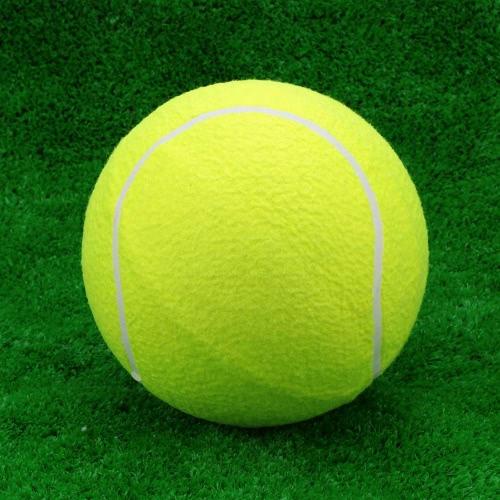 """9.5 """"Oversize gigante pelota de tenis para los niños de diversión"""