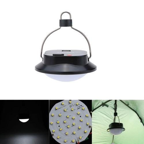 Lixada 30LED extérieure couverte Camping tente camping léger blanc suspendus lampe domestique d