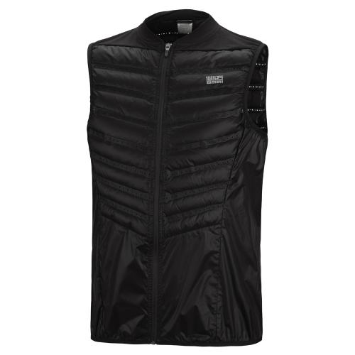 BMAI Sport corsa giacca leggera Professional giù Gilet conveniente tenere caldo inverno per gli uomini