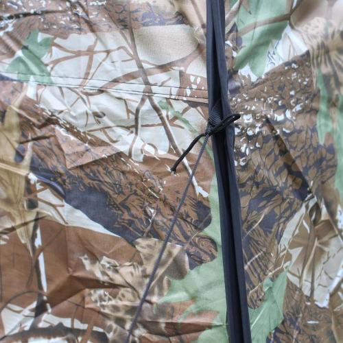Image of Tragbare Privatsphäre Dusche WC Zelt Camping Pop-Up-Zelt Camouflage Zelt ändern