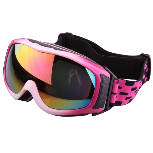 UV Protection Men Women Outdoor Sport Windproof Glasses Professional  Skiing Snowboard Anti-fog Goggles
