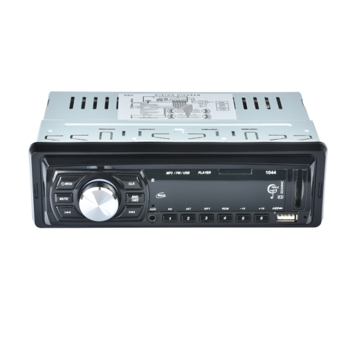 1044 Voiture Radio Stéréo Audio Lecteur MP3 Portable FM Récepteur U Disque