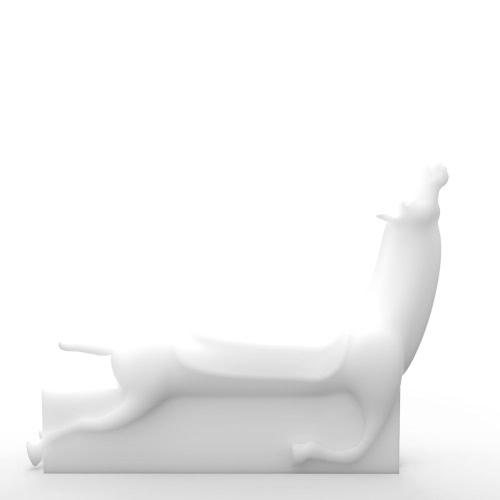 Tomfeel Rearing Horse 3D Imprimé Sculpture Design d'origine