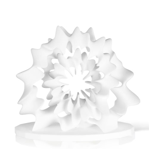 Tomfeel Exaggerative Flower 3D Imprimé Sculpture Design d'origine