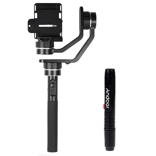Feiyu MG Lite 3 Axis Handheld Mirrorless Caméra Gimbal Stabilisateur pour Sony A7 Series et NEX-5N / NEX-7 et autres N-series pour Canon 5D MarkⅢ pour Panasonic GH4
