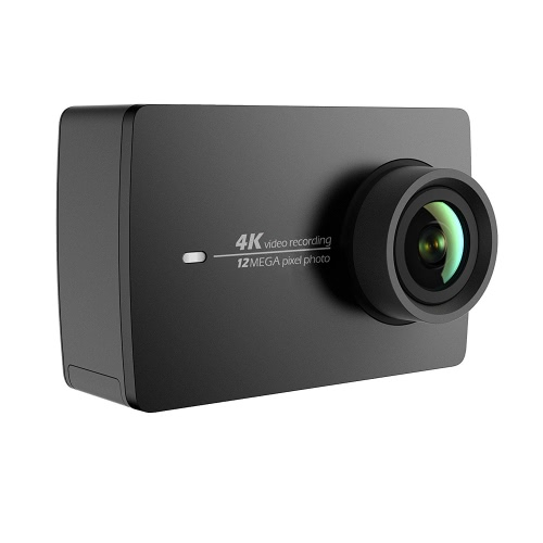 Original Yi II International WiFi 4K Action Kamera