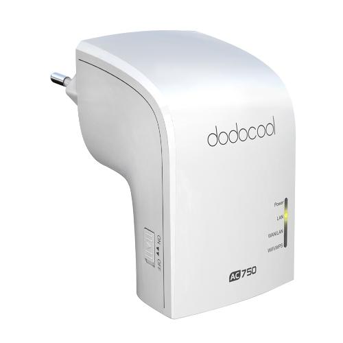 AC1200 Dual Band Wireless Network USB-dodocool com