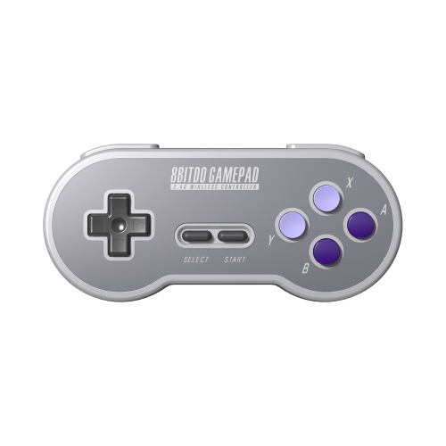 8Bitdo SF30 Wireless BT Portátil Mini Mango