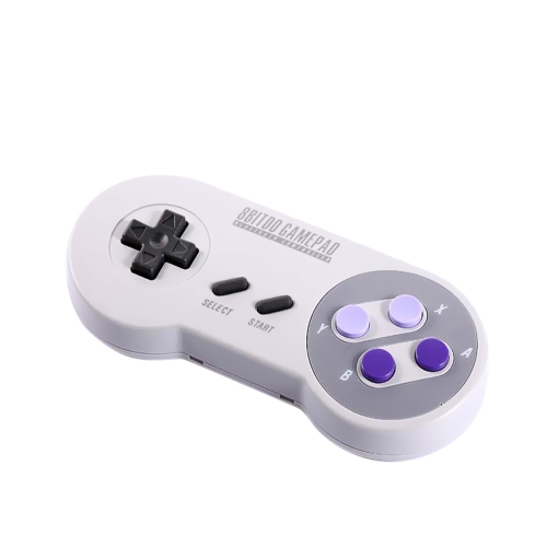 8Bitdo SNES30 Wireless BT Portable Mini Handle Mobile Phone PC Android Game-controller
