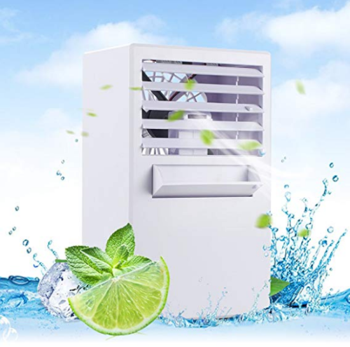 Multifunktionale Klimaanlage Fans Tragbare Spray