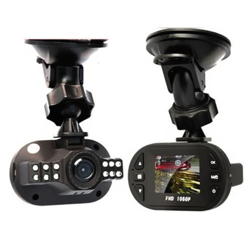 1,5-дюймовая автомобильная мини-черная камера Full HD DVR шириной 120 градусов Угол