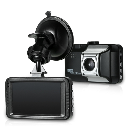 KKMOON 3 INCH Car DVR Dash Cam Kamera Kamera Motion Detection / Loop Recording