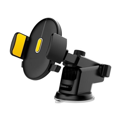 Supporto del supporto del supporto del telefono cellulare dell'automobile con l'aspirazione automatica del cruscotto dell'asta di espansione
