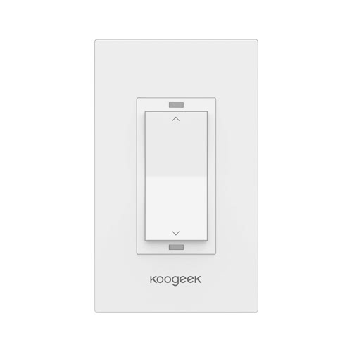 Koogeek Wi-Fi Smart Light Dimmer Works with Apple HomeKit