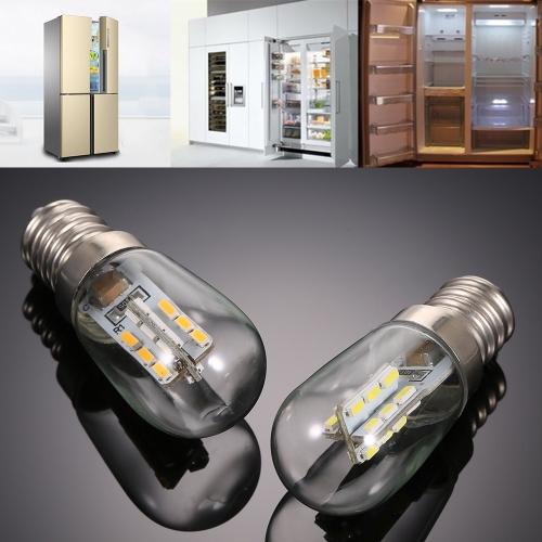 E12 LED Mini refrigerador bombilla de luz frigorífico