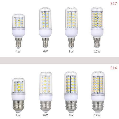 E14 E27 24Pcs 36Pcs 48Pcs 69Pcs Funny Corn LED Spotlight Bulb