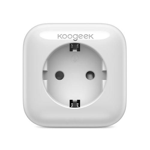 El enchufe inteligente habilitado para Wi-Fi de Koogeek funciona con Apple HomeKit